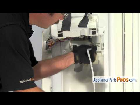 Refrigerator Dispenser Water Tube Kit (part #8201537)-How To Replace
