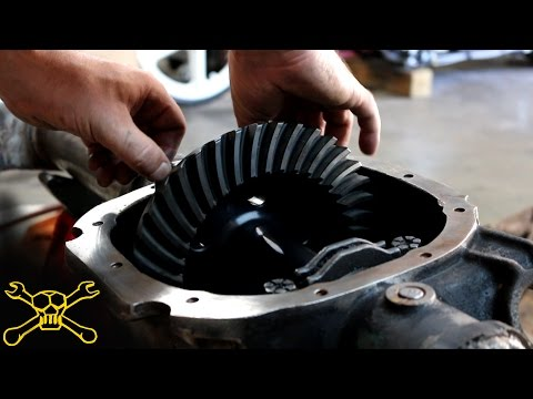 How To Install Ring And Pinion Gears