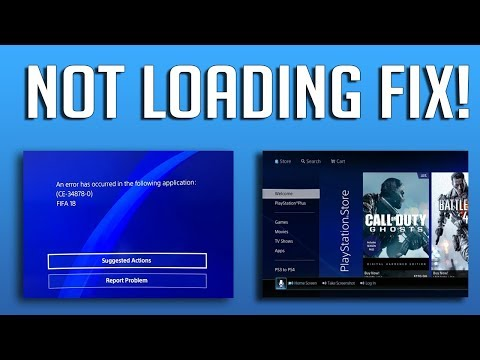 PlayStation Store Not Working/Loading! How To Fix PS4 Store Not Working! TechnoTrend