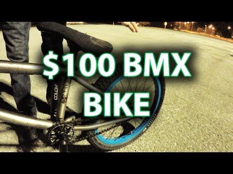 $100 BMX Bike