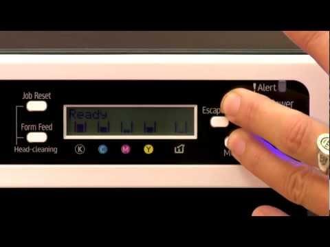 Reset the Maintenance Tank - SG 3110/7100  SG 400/800 Printers -
