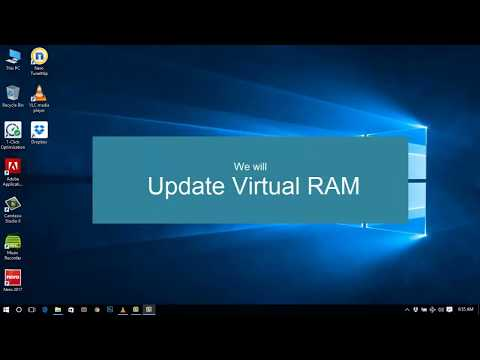 How to Update Virtual RAM for Windows 10 or 7