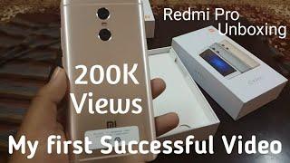 Hindi | Xiaomi Redmi Pro Unboxing 64GB Unofficial In Dubai