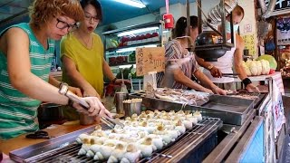 The Ultimate Taiwanese Street Food Tour - Jiufen and Keelung City Night Market, Taiwan (Day 10)