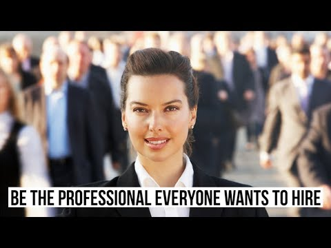 Do You Want To Be Wanted - Be the Cleared Professional Everyone Wants to Hire