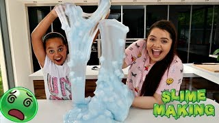 Download Karina Garcia Shows Tiana How To Make The Best Slime Ever! Video