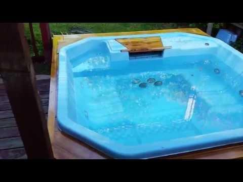 Jacuzzi Quanta Resurected Spa Video