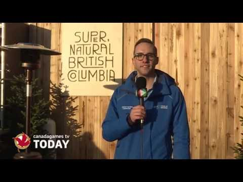 Canada Games TV Today - Local Streeters