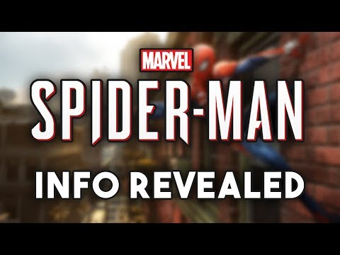 Combat Details, Peter Parker, Mary Jane, and Suit Design in Spiderman PS4!!