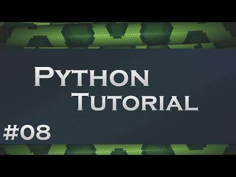 Python #8 - Eingebaute Funktionen / Built-in Functions