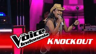 "M. Maulana ""Cryin'"" | Knockout | The Voice Indonesia 2016"