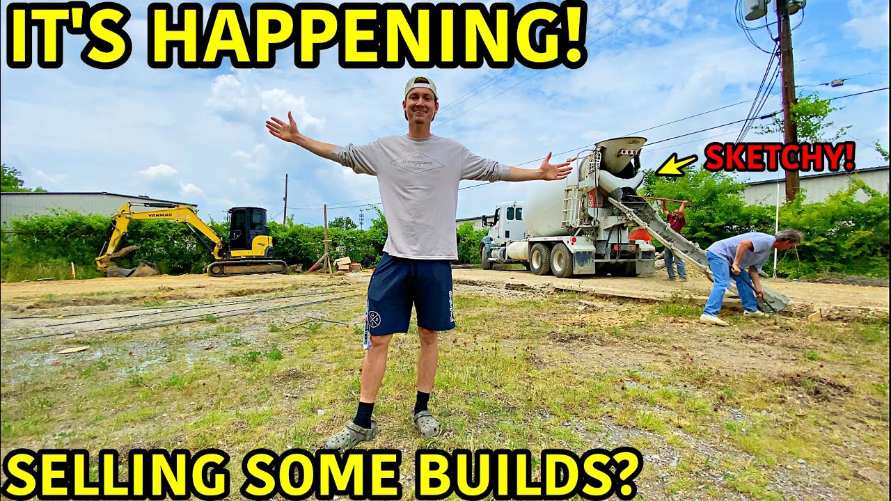 The New Goonzquad Garage Is Breaking Ground!!!