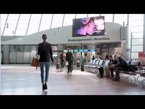 Découvrez le Terminal 2 de l'Aéroport Nice Côte d'Azur