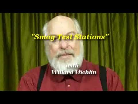 Buying a Smog Test Station Business in CA - Expert Business Consultant Willard Michlin
