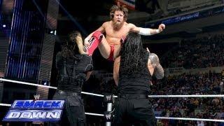 SmackDown - Randy Orton & Daniel Bryan vs. The Shield: SmackDown, June 7, 2013