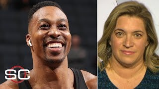 Dwight Howard showed he's physically ready for a Lakers' encore - Ramona Shelburne | SportsCenter