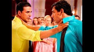 Bollywood Fight: Akshay Kumar, John Abraham in a brawl