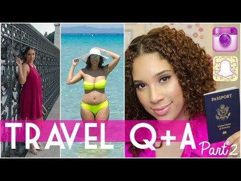 Booking Multi Destination Trips, Cheap Flights, & Travel Haircare Routine