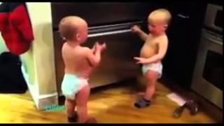 kids chatting in Punjabi funny video
