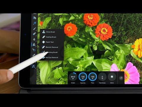 Friday 5: Affinity Photo - a desktop-class photo editing app for iPad