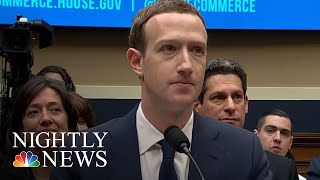 Facebook Uncovers Apparent New Efforts To Influence U.s. Elections   Nbc Nightly News