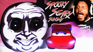 THE BEST SPOOKY SCARY SUNDAY SO FAR   Reacting To Scary Videos [SSS #023]