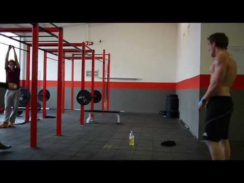 CrossFit Black Forest - 500 Burpees Challenge
