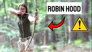 How To Carve A Survival Bow