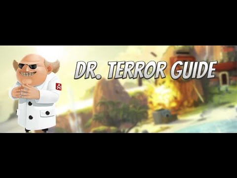 Dr Terror Guide For Stage 1 to 4 Defeated By Warriors