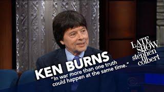 Ken Burns: Today