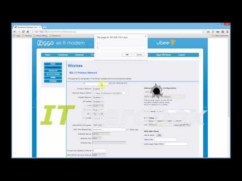 Ubee EVW3200 Multiple Vulnerabilities