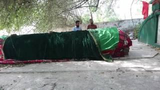 Grave of hazrat Haam A.S