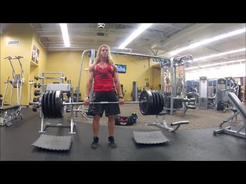 Back from being sick VLog/Training