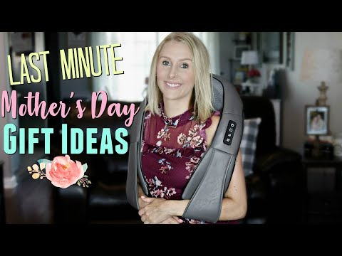 LAST MINUTE MOTHER'S DAY GIFT IDEAS   Cheap,Easy and FUN Ideas For ANY MOM!