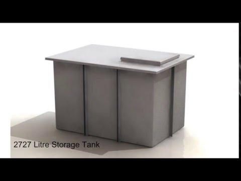 Drayton Tank   Tank Size Video