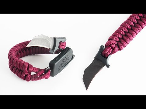 How to Make a Paraclaw Fishtail Paracord Bracelet Tutorial