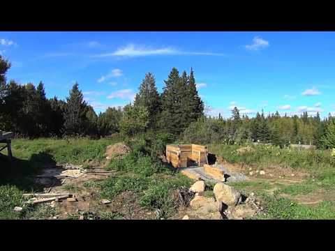 Building my Root Cellar Part 1