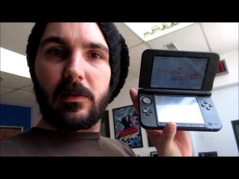 3DS XL Repair  - Don't Drop It || mmmStephen