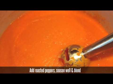 Formby Hardware - Roasted Red Pepper Soup