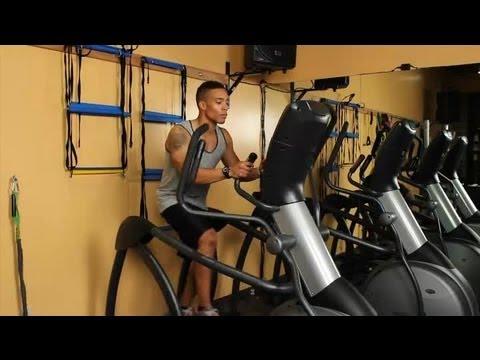 The Best Leg & Butt Reverses on an Elliptical : Leg Exercises