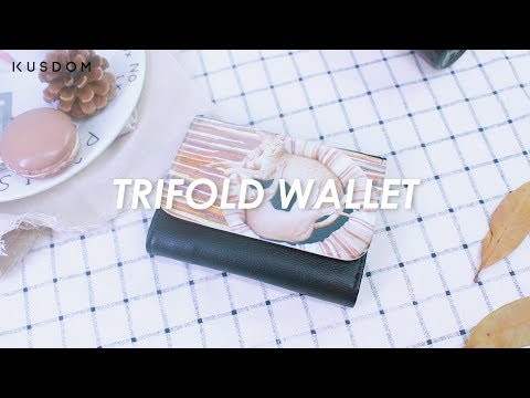 Trifold Wallet - Design Your Own