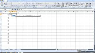 How To Convert Excel 2007 From Radians To Degrees