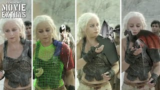 Game Of Thrones - Season 2 - VFX Breakdown by Pixomondo (2012)