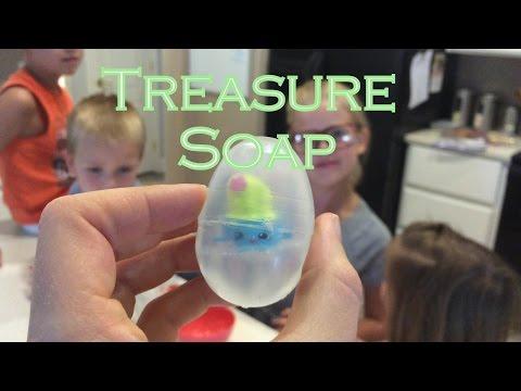 Treasure Soap