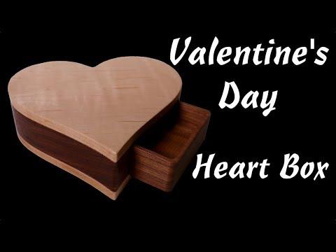 Valentine's Day Heart Box