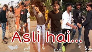 Asli hai. Tiktok   Bombay to Punjab   deep jandu   Devine   girl Attitude Tiktok   asli hai Tiktok
