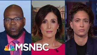 Echoes Of Gitmo? Trump Seizing 'Indefinite Detention' Powers | The Beat With Ari Melber | MSNBC