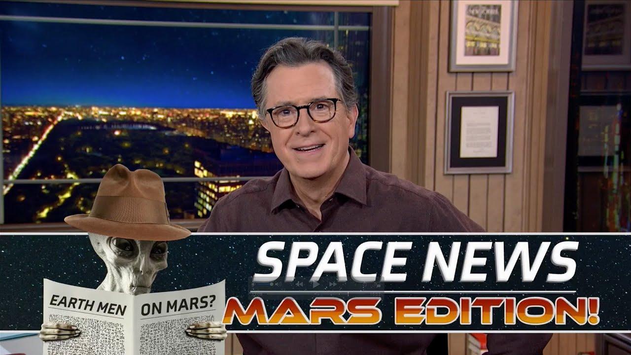 NASA's Thrilling Mars Landing Is The Good News Pandemic-Weary America Needs