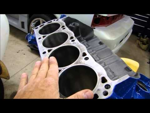 Engine Building Part 1:  Blocks