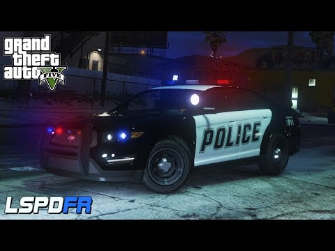GTA 5 LSPDFR - High Intensity Police Chases & Arrests! (GTA 5 PC Mods) LSPDFR #10